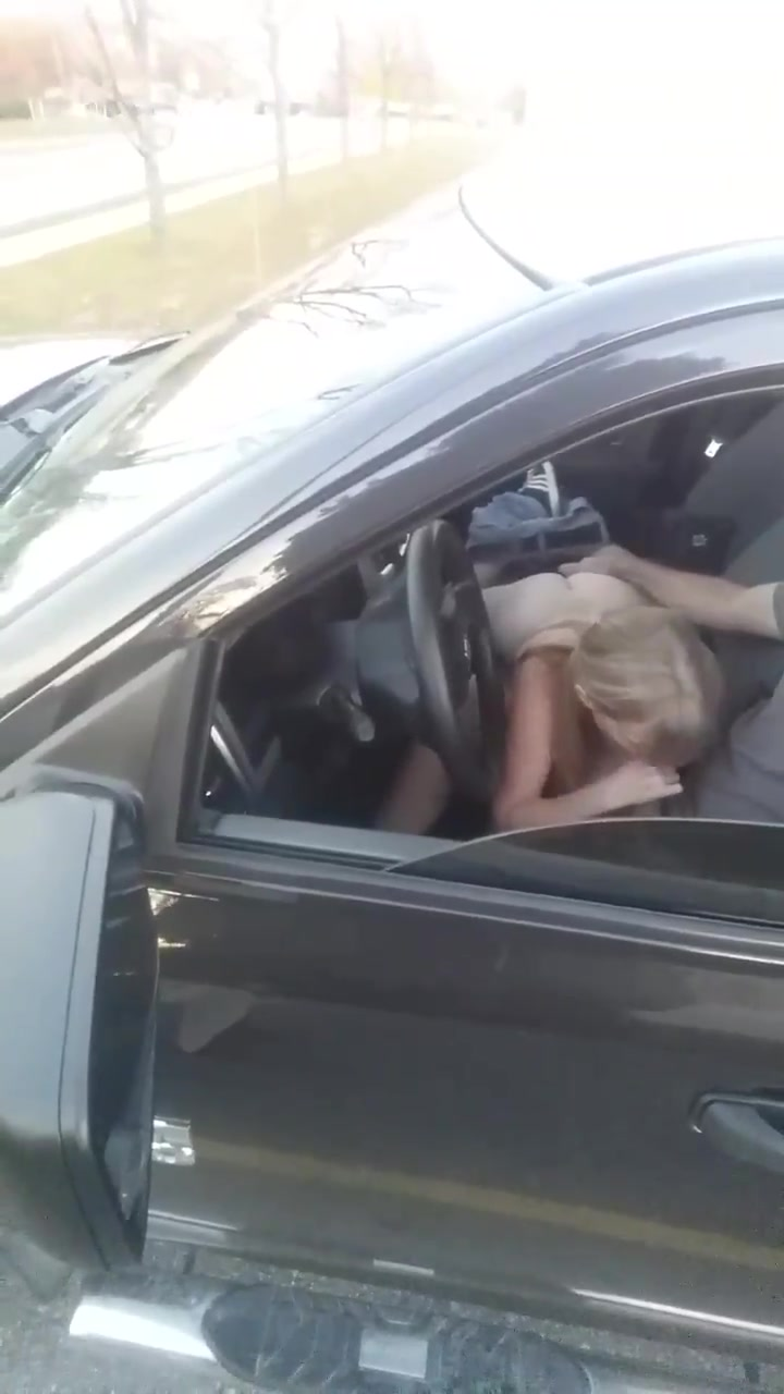 Thot Sucking Dick The Car